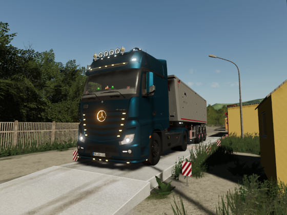 Actros 630