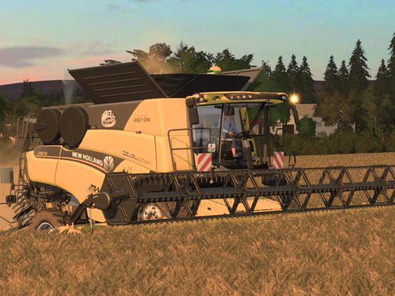 New Holland CR 10 90