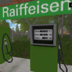 Neue Tankstelle in Bantikow