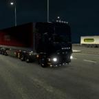 """Mein alter """"Blauer"""" Scania R730 V8 :)"""