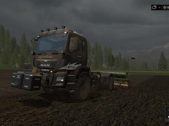 Bau meines Agrotrucks