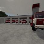 Feuerwehr Kandelin hat ein neues Einsatzfahrzeug bekommen
