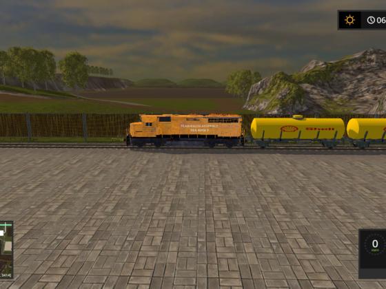 DieselTransport