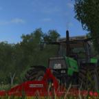 Die Wiese kürzen