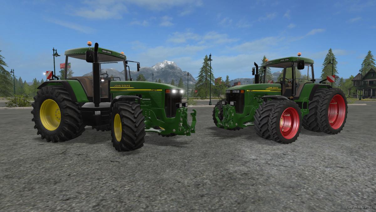 Meine ersten konvertierten Traktoren aus dem LS15 zu LS17