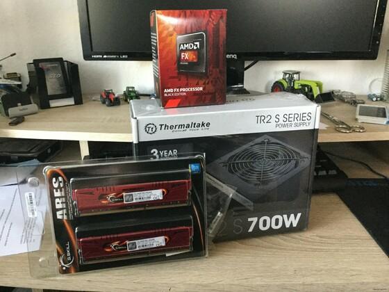 Neue PC Komponenten
