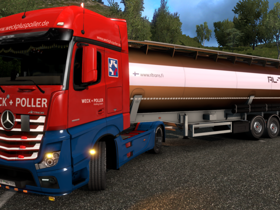 ACTROS 530