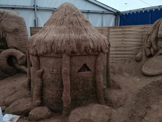 Sandskulpturen-Festival im Ostseebad Binz, Teil4