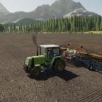 Getreide säen