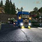 Scania R730 meine beiden neune