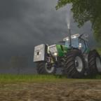 Grubber mit dem Agrostar 6.61