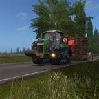 Erste Feldtests und Straßenfahrten mit optimiertem Setup und Softwareupdates :-)