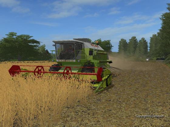 106er im letzten Weizen auf der Lossberg
