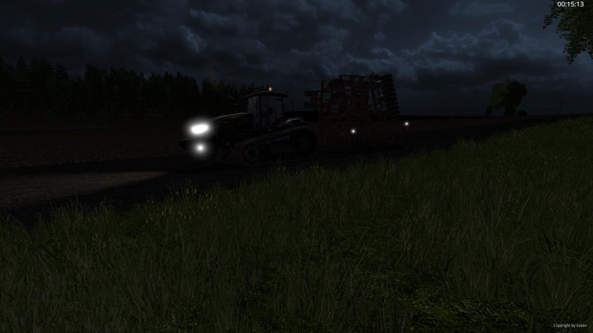 raupe bei nacht