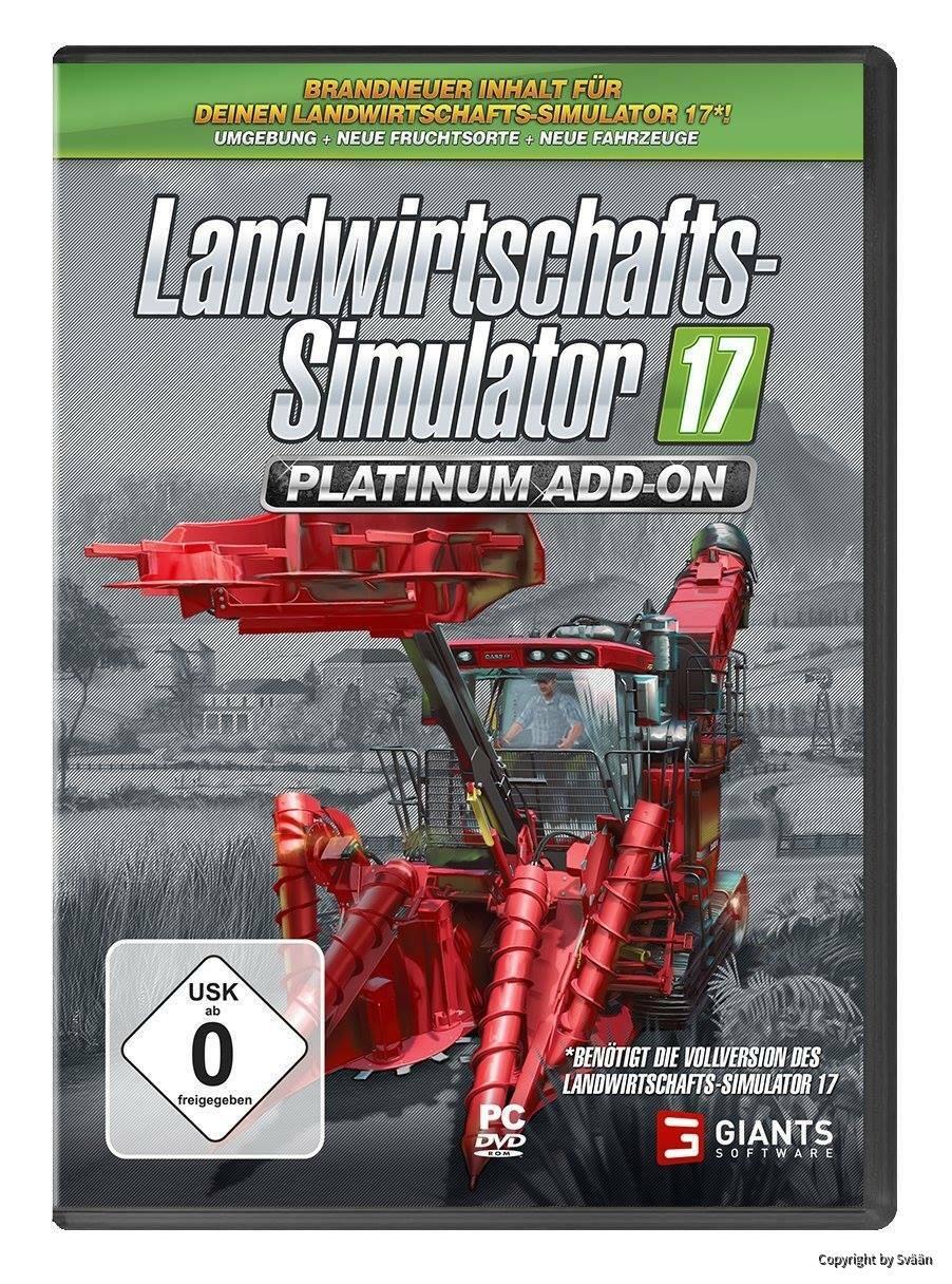 Landwirtschafts-Simulator 17: Platinum Add-On