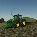 Auf zur Ernte