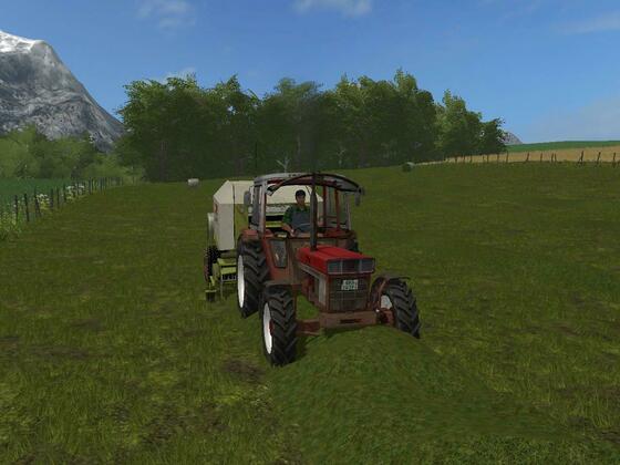 Gras Pressen
