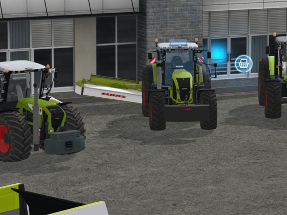 Claas Tag8
