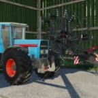 Ein schöner Traktor