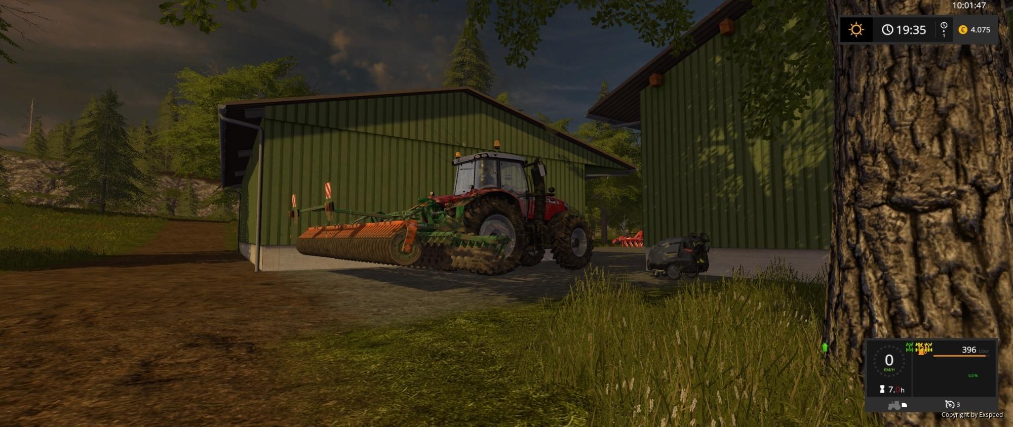 Exspeeds Farming LS17