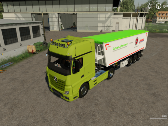 Actros 1853