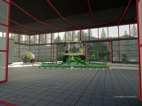Mais 2019 Fuhrpark neue Maschinen