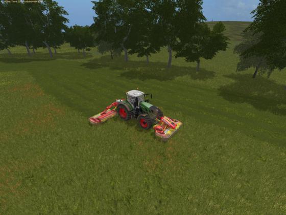 Das Gras wartet