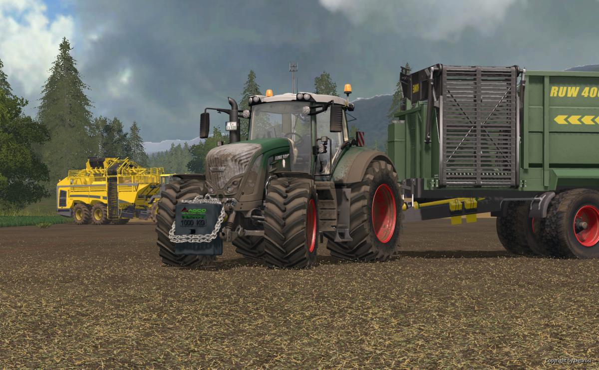 Eindrücke aus meiner Landwirtschaft