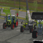 Claas Tag9