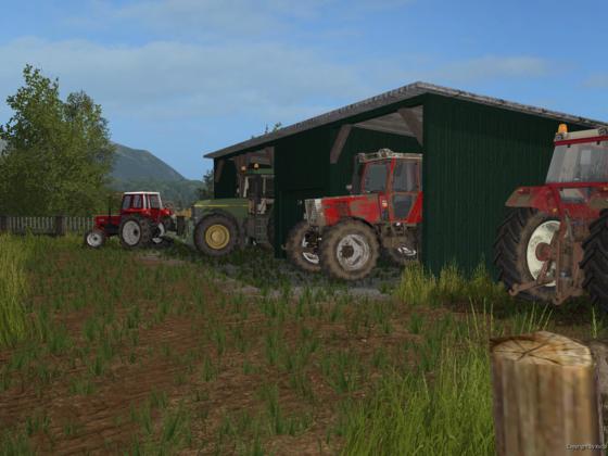 Meine Traktoren
