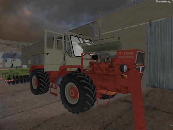 Der Neue T150K