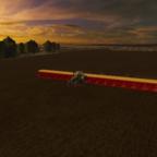 große Felder große Technik