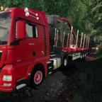 MAN TGX 18680 V8