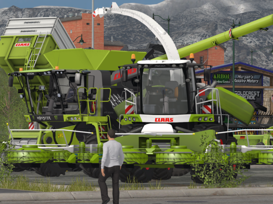 Claas Tag6