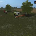 Grass Dreschen