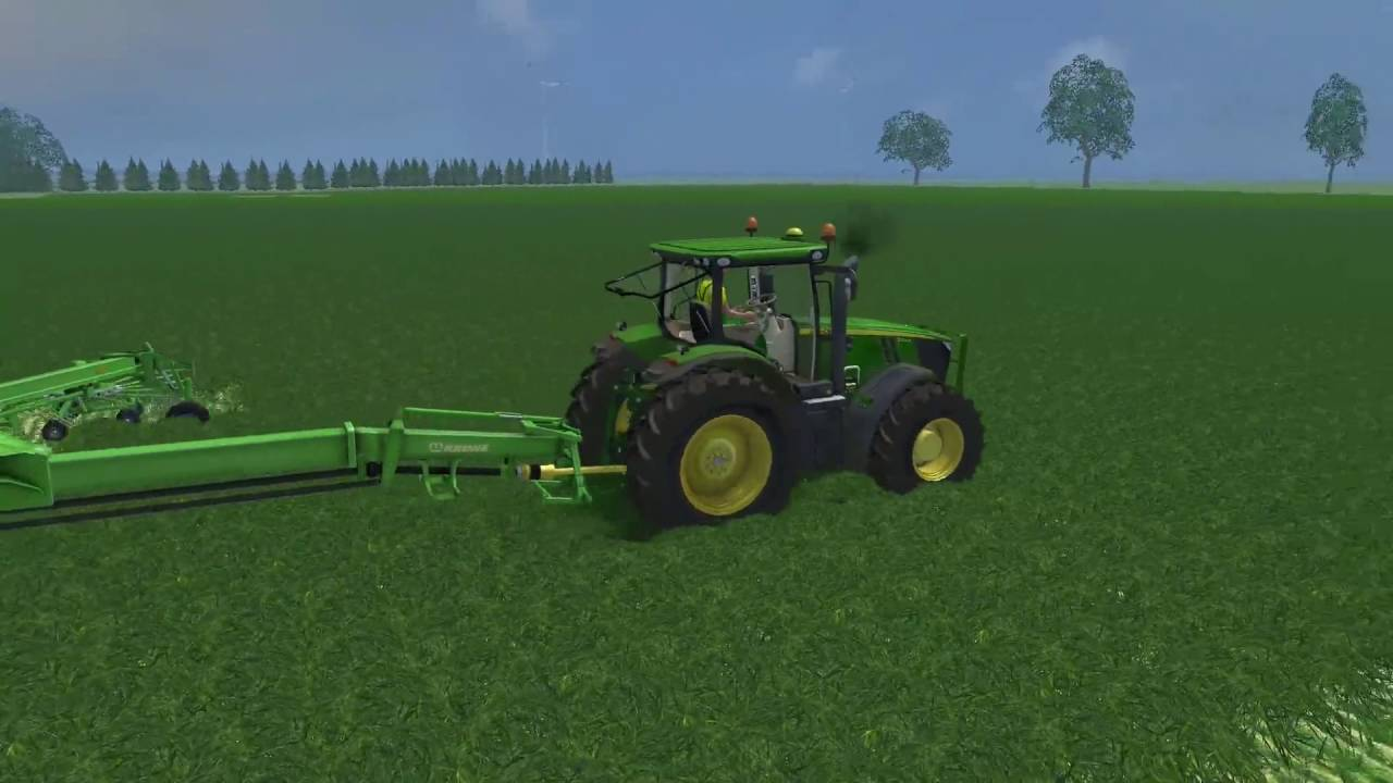Gras Silage(Farming Simulator)