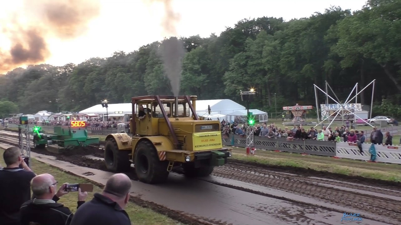Trecker Treck Banzkow 2017 -  14t K-700 Cup