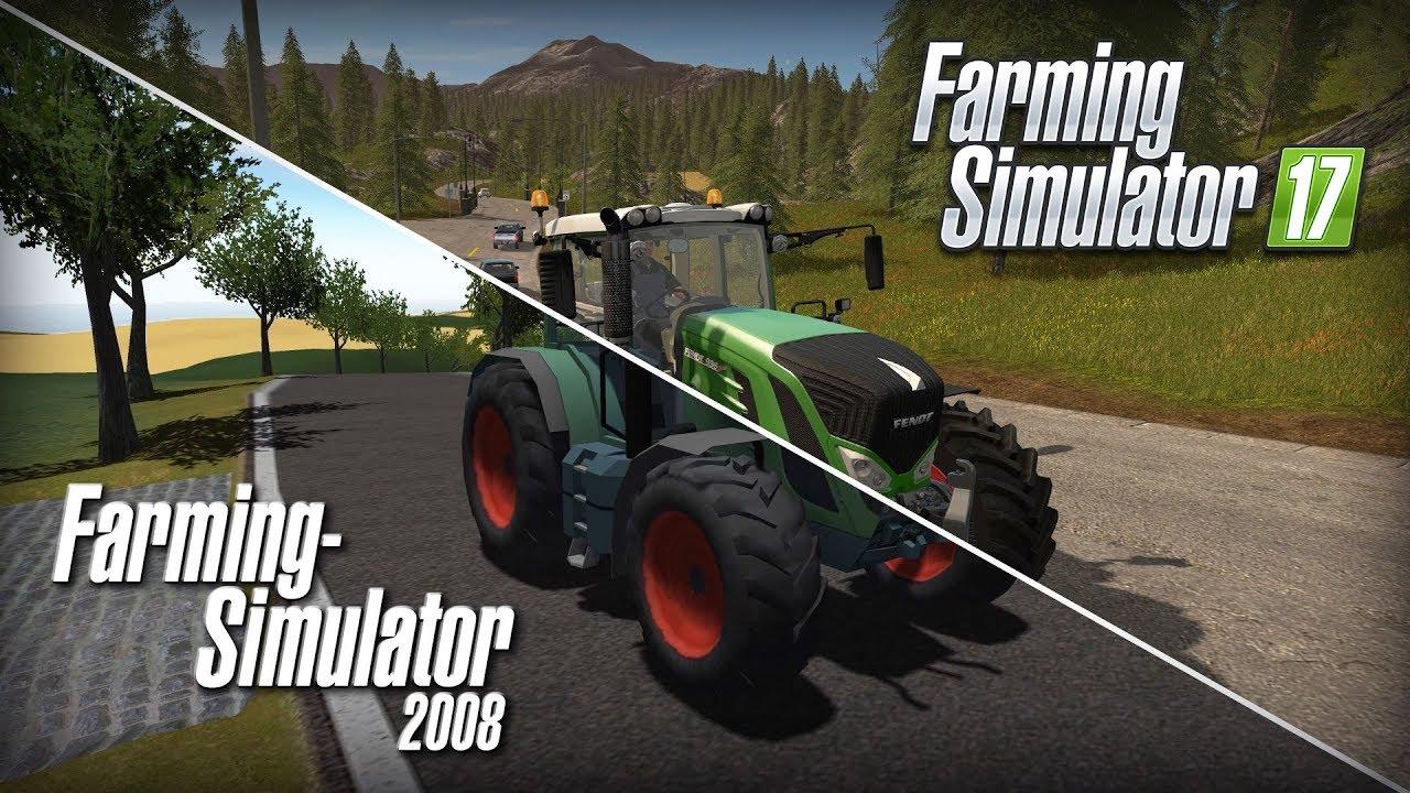 Celebrating 10 Years of Farming Simulator