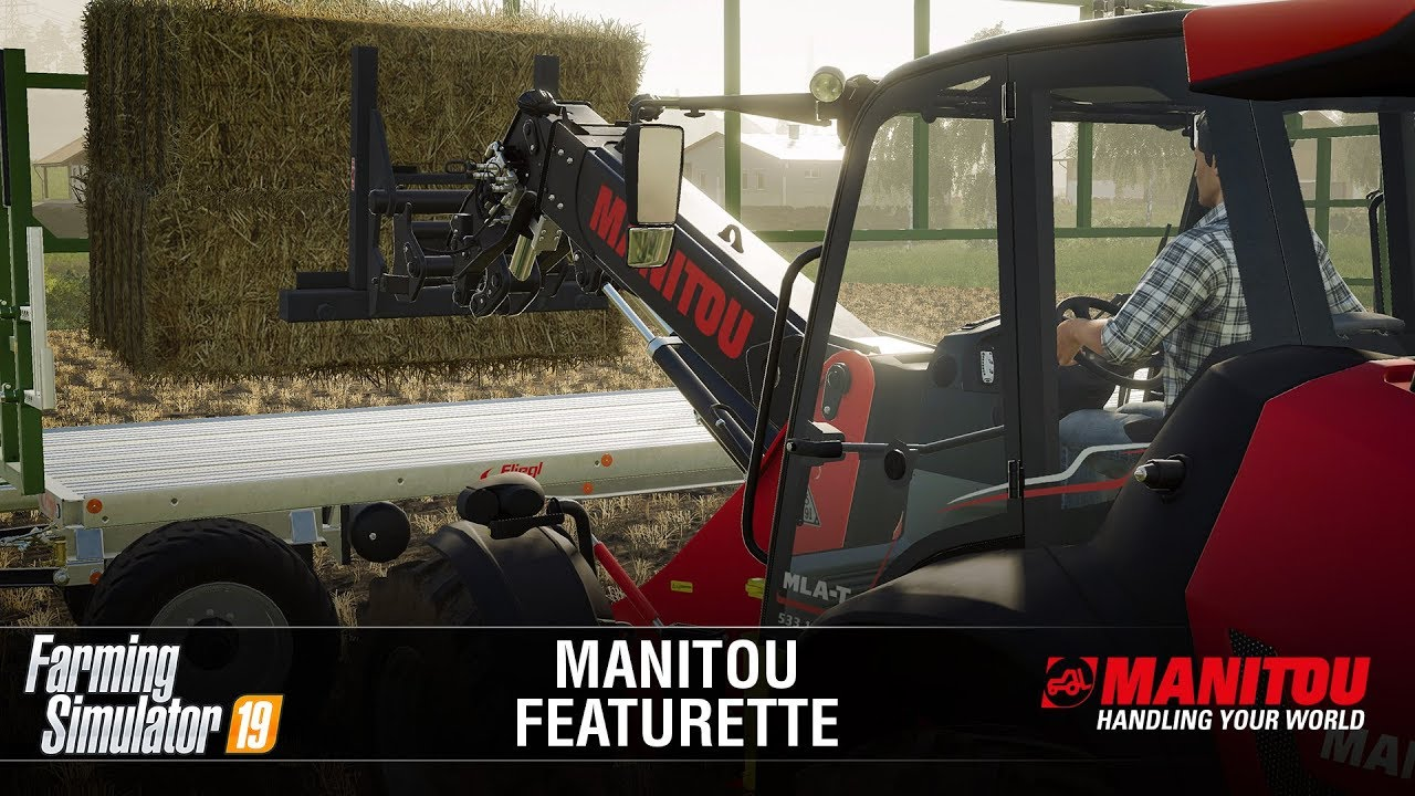 Farming Simulator 19 | Manitou Featurette