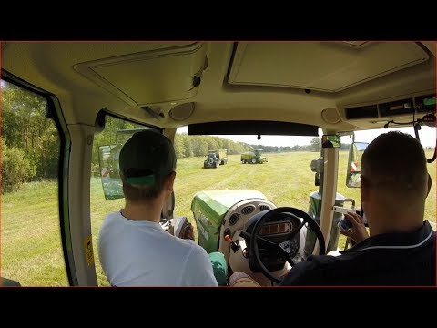 [GoPro] Cabview | Fendt 1050 Vario + Fendt 930 TMS | Agrarservice-MV