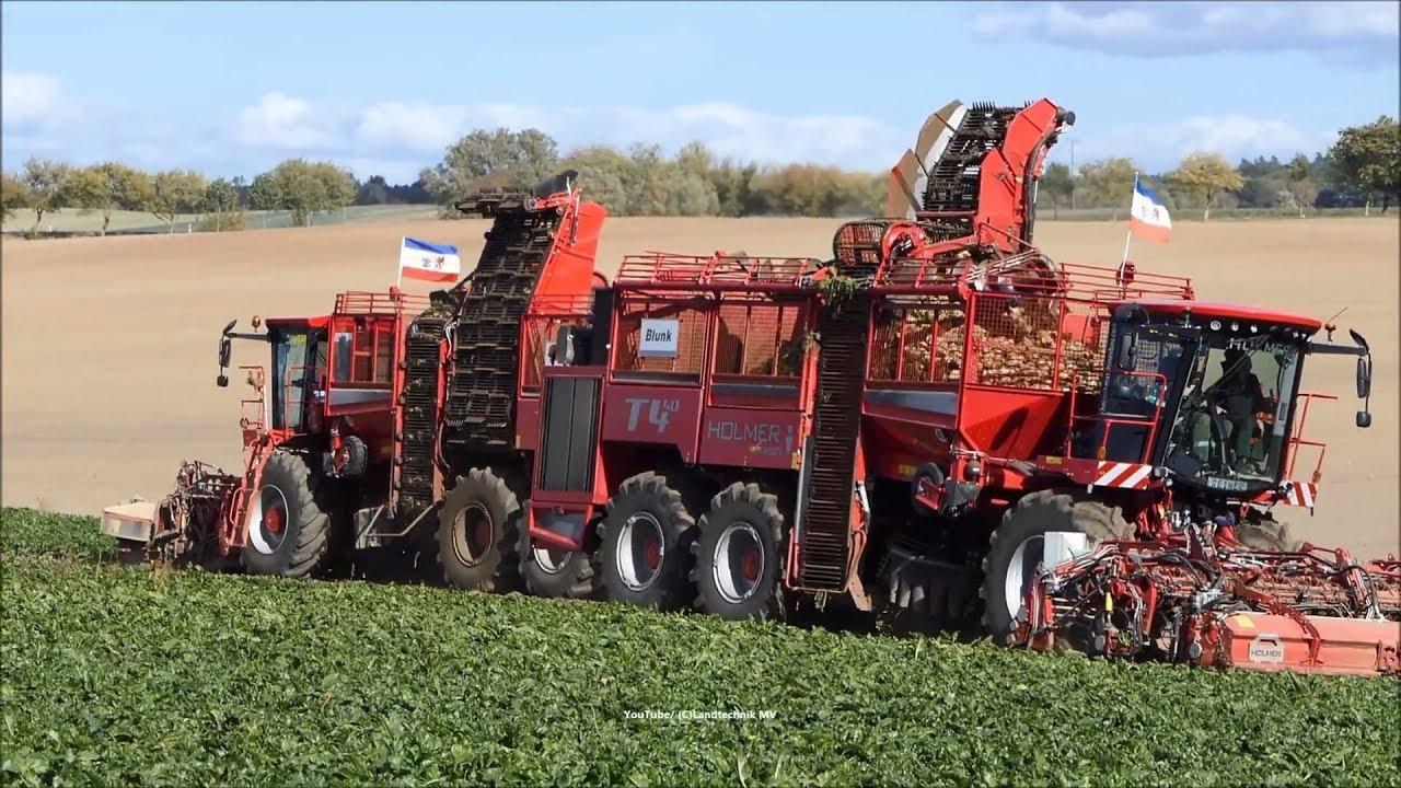 Holmer-Fendt-Hawe / Rübenernte - Beets Harvest  2018   2/3
