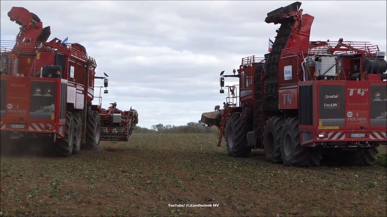 Holmer-Fendt-Hawe / Rübenernte - Beets Harvest  2018   3/3