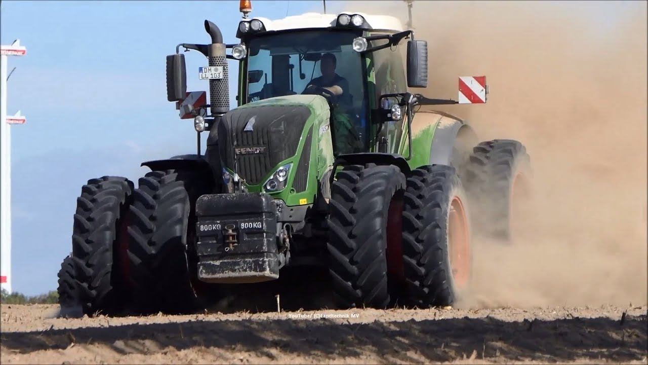 Fendt-Horsch / Aussaat - Seeding   2018