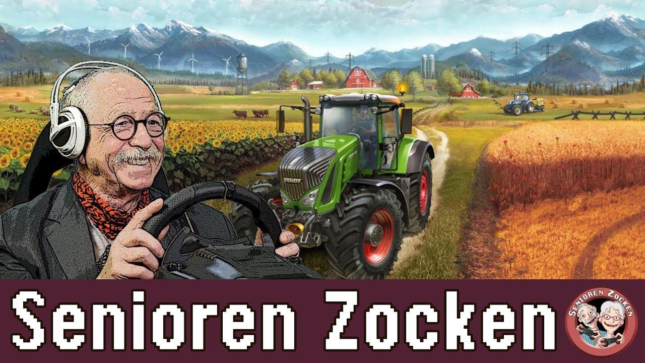 Landwirtschafts Simulator 19 - Senioren Zocken!!!