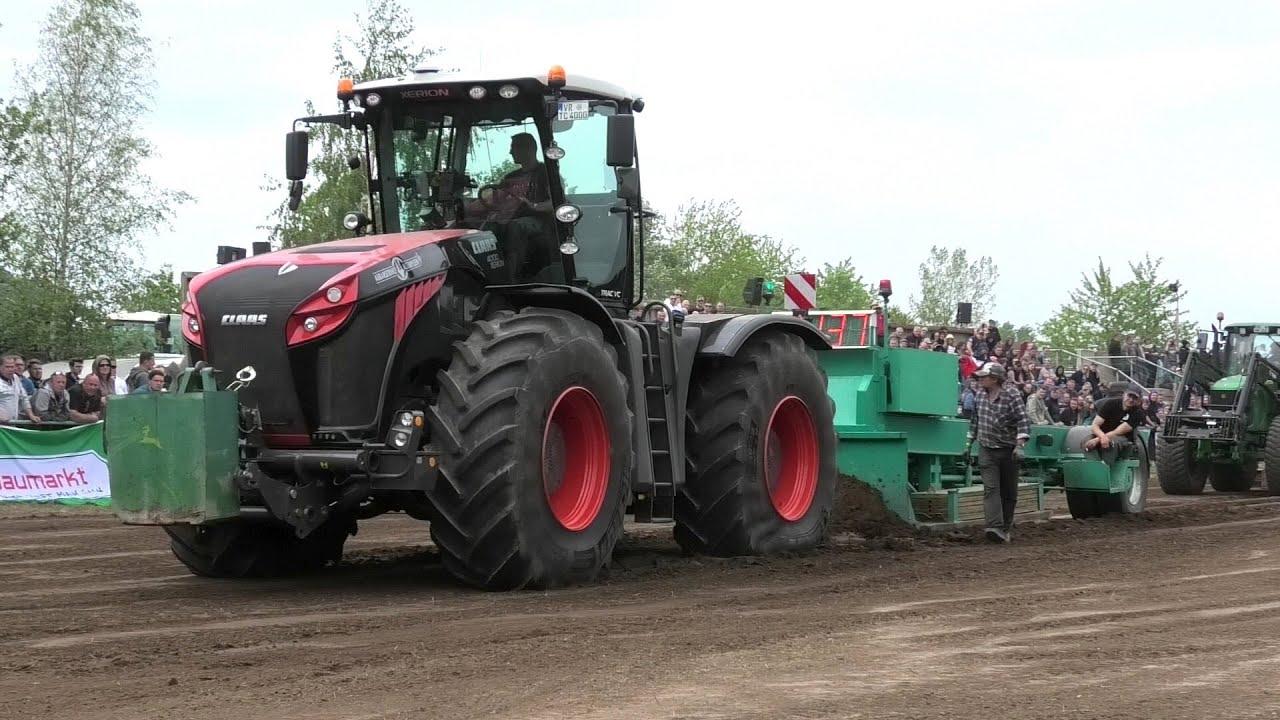 Trecker Treck Grimmen 2019 - 18t Kirovets und  Standard Klasse