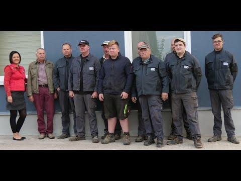 Landwirtschaft aus Leidenschaft- Agroplant-Film besuchte 2018 die Krackower Agrar-AG (Vorpommern)