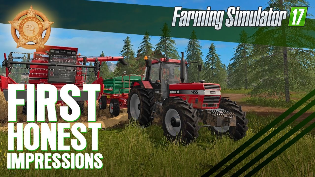 Farming Simulator 17 Preview – First Impressions (PS4)