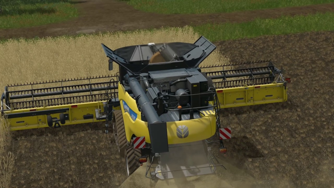 New Holland Cr 10 90(LS17)