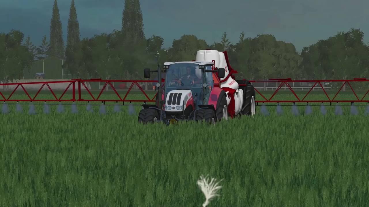 Pflanzenschutz (Farming Sim 15)