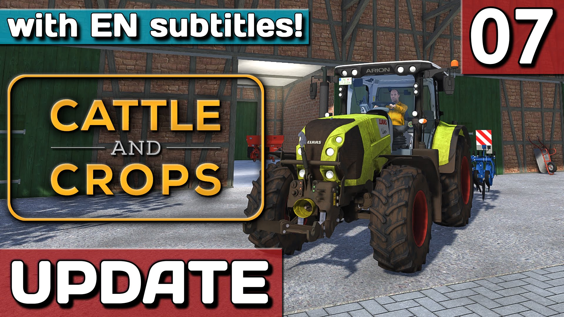 Kleine, feine Details ► Cattle And Crops Update #07 (EN subs!)